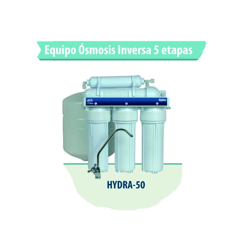 smosis inversa 5 etapas hydra 50 smosis inversa