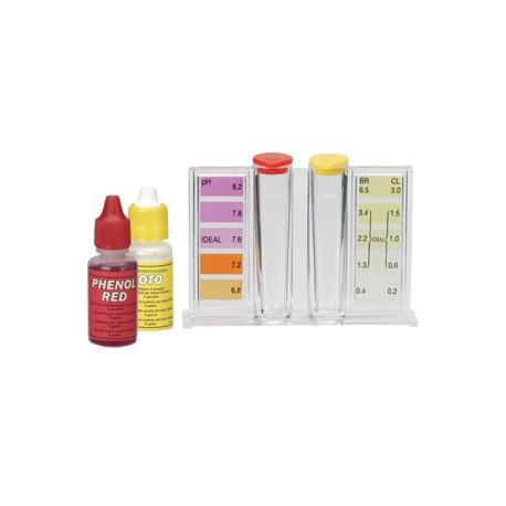 Analizador de cloro bromo y ph oto y phenol aquaserveis - Analizador de cloro ...