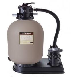 compacto filtracion hayward 500+bomba 1/3 CV (10m3/h)