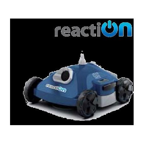 Limpiafondos Robot Reaction