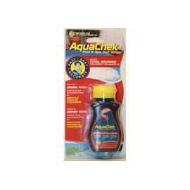 Aquacheck Rojo ( Br + pH + Alk + Dureza total )