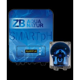 Clorador Salino Smart (10 g/h) + Regulador pH