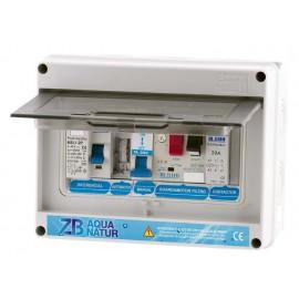 cuadro eléctrico aquanatur filtración