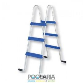 Escalera tipo tijera 120cm 2x3 peldaños