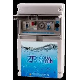 cuadro electrico aquanatur filtracion y iluminación 2x300W