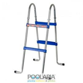 Escalera tipo tijera 98cm 2x2 peldaños