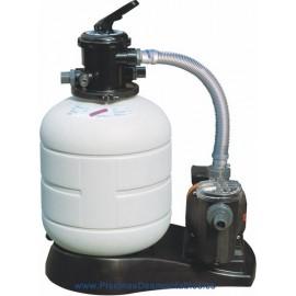 Filtro de arena cuba 430mm caudal grupo 7m3/h